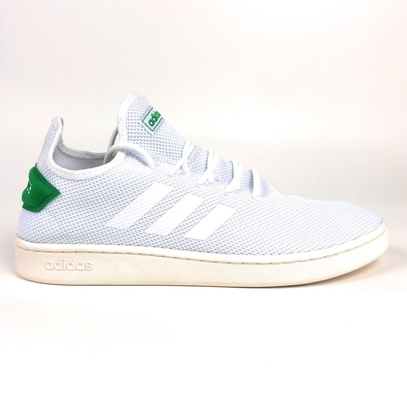 Adidas Court Adapt Mens Tennis Shoes White F36417 | eBay